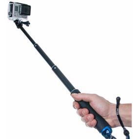 Bastão Retrátil Prova Dágua Para Gopro E Câmera De Ação