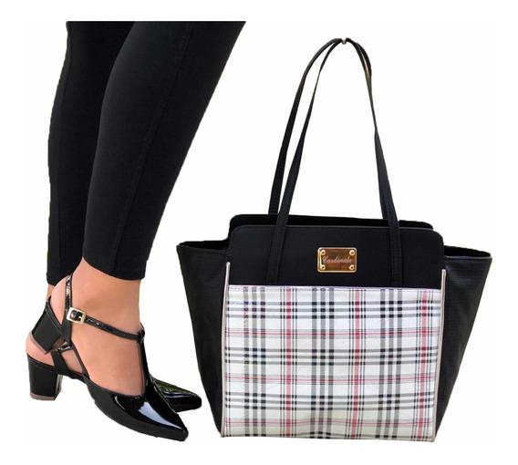 Combo,tacones Mujer,bolso Mujer,zapatos Charol ,moda