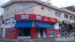 Comercial A Venda Em Suzano, Jardim Sao Luiz, 3 Dormitórios, 2 Suítes, 2 Banheiros, 2 Vagas - Vcod071