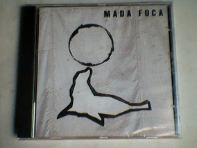 Cd-banda Mada Foca Cd-rock Pop-raro