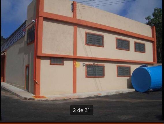 Galpão Para Alugar, 1300 M² Por R$ 18.000,00/mês - Casa Grande - Diadema/sp - Ga0223