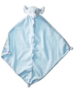 Angel Querido Mantita Para Bebe Azul Elefante