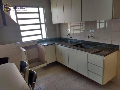 Imagem 1 de 19 de Apartamento Com 2 Dormitórios, 55 M² - Venda Por R$ 290.000,00 Ou Aluguel Por R$ 1.300,00/mês - Vila Mussolini - São Bernardo Do Campo/sp - Ap0554