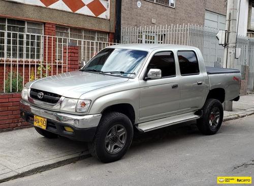 Toyota Hilux Hi-rider Mt 2.4 4x4