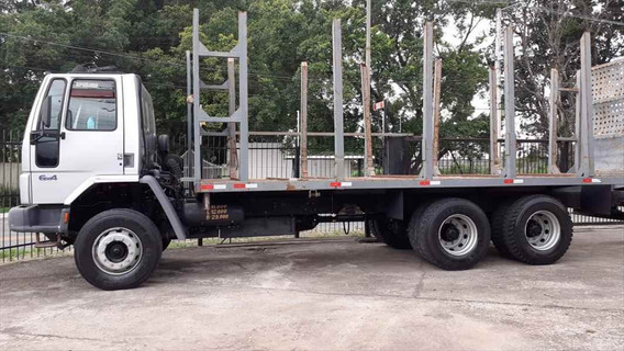 Ford Cargo 6332 2009 Madereiro/tora Florestal 6x4