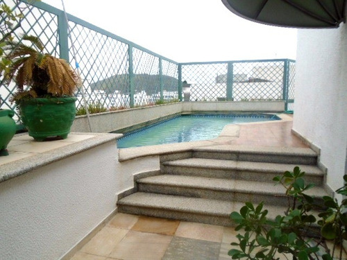 Pitangueiras - Cobertura  - 4 Suítes -loc. Temporada - Ap00099 - 4946808