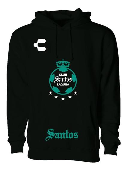 Santos Laguna Futbol Mexico Crewneck Sweatshirt Sudadera Sin Capucha