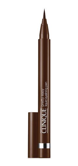 Pretty Easy Liquid Eyelining Pen Clinique - Delineador Brown