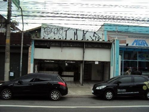 Loja/salão Em Butantã  -  São Paulo - 2066