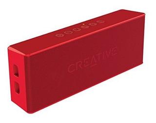 Creative Labs Muvo 2 Altavoz Inalámbrico Bluetooth Rojo
