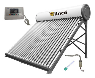 Termotanque Solar 240lts Lince Completo