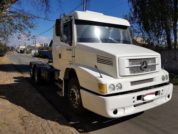 Mercedes Benz Ls 1634 2008