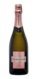 Champagne Chandon Rose Brut Espumante Champaña 750ml Botella