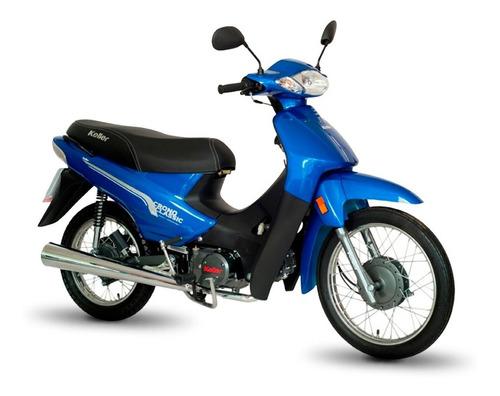 Moto Keller Cronos 110 0km 2021