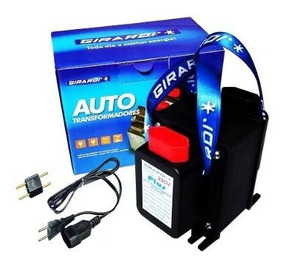 Autotransformador 110/220v E 220/110v Girardi Plus 1400w