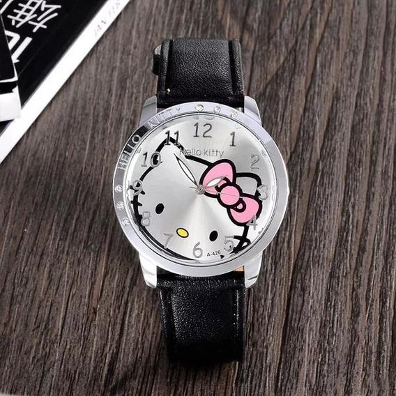 Relógio Hello Kitty - Novo - Pronta Entrega