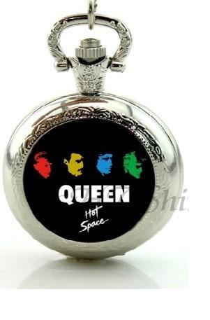 Relógio Queen Estilo Antigo De Bolso