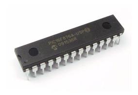 Microcontrolador Pic 16f883a
