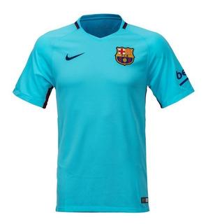 Camisa Nike Barcelona Ii 2017/2018 - Original