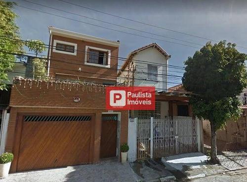 Sobrado À Venda, 280 M² Por R$ 1.950.000,00 - Vila Mariana - São Paulo/sp - So4152