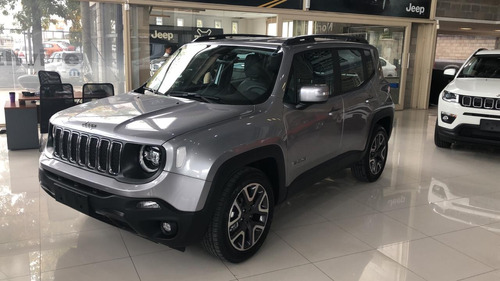 Jeep Renegade Longitude At6 2021
