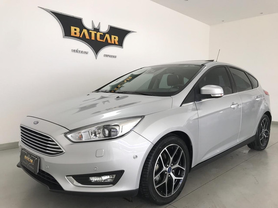 Ford Focus 2.0 Titanium Flex Powershift 5p