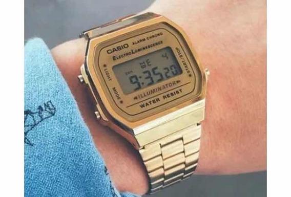 Relógio Skmei A-168wg-9wdf Resina Envio Imediato