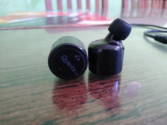 Fone De Ouvido Quanta Qtfob55 - Bluetooth - Preto