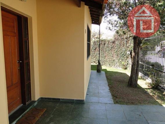 Casa Residencial À Venda, Santa Luzia, Bragança Paulista - Ca0990. - Ca0990