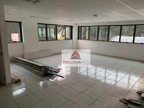 Sala Para Alugar, 64 M² Por R$ 2.200/mês - Jardim Apolo - São José Dos Campos/sp - Sa0229