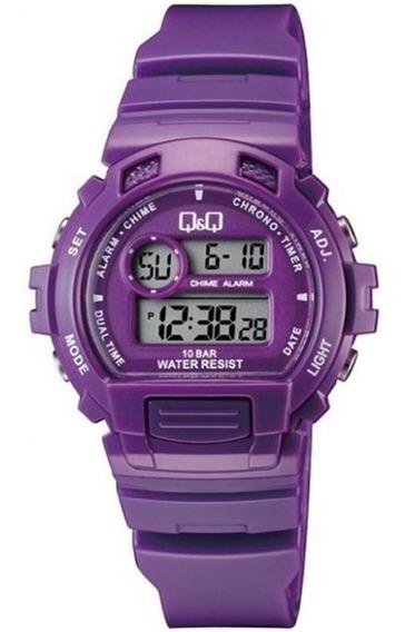 Relógio Q&q By Japan Feminino M153j003y Com Garantia E Nf