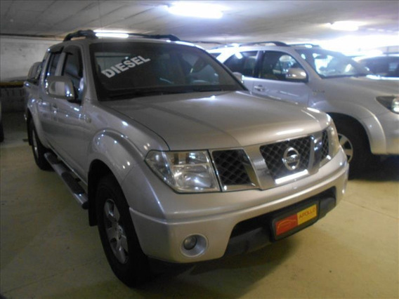 Nissan Frontier 2.5 Sel 4x4 Cd Turbo Eletronic