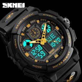 69b0cfd539 Relogio Dourado Barato - Relógios De Pulso no Mercado Livre Brasil