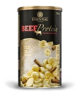 Beef Protein 480g - Essential Nutrition Promoção.