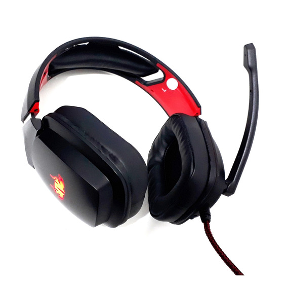 Acessórios Pc Ps3 Ps4-headset Hedphone Knup Each K 480 Barat