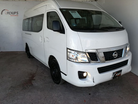 Nissan Urvan 2.5 15 Pas Amplia Aa Mt Facilidades