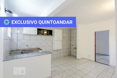 Apartamento No 1º Andar Com 1 Dormitório E 1 Garagem - Id: 892892455 - 192455