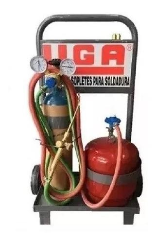 Oxigas Oxigeno 1 Mt3 + Gas Por 3 Kg Refrigeracion 18 Cuotas