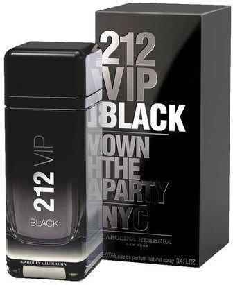 Eau De Parfum 212 Vip Black By Carolina Herrera