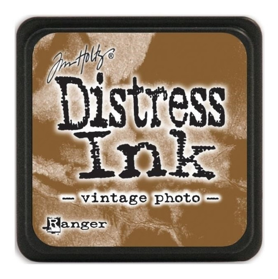 Tim Holtz Distress Mini Ink Pad Vintage Photo Ranger