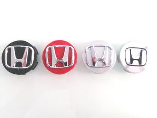 4 Centros De Rin Honda 58mm