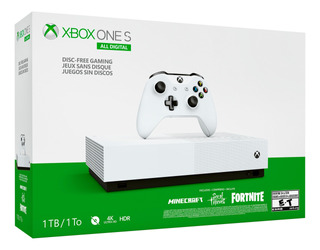 Xboxone S 4k 1tb + 3 Juegos + Joystick Diginet