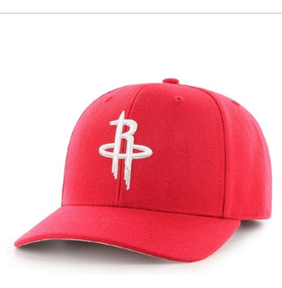 Gorra Nba Houston Rockets Ajustable A La Medida
