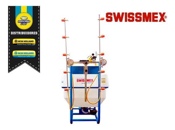 Aspersora 500 Lts Barras Paralelas Swissmex