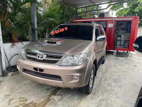 Toyota Fortuner Delta Comercial