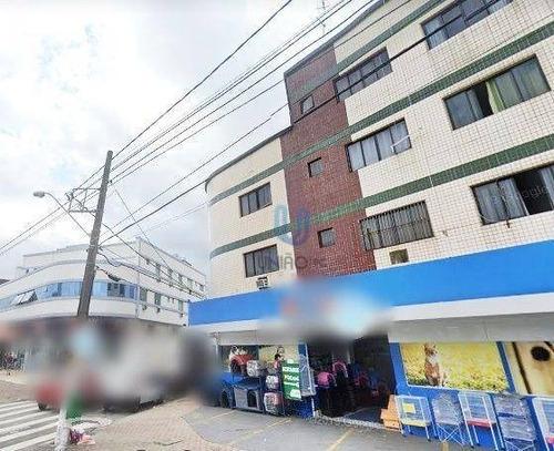 Imagem 1 de 8 de Kitnet Com 1 Dormitório À Venda, 25 M² Por R$ 115.000,00 - Vila Assunção - Praia Grande/sp - Kn0003