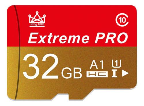 Cartao De Memória Microsd 32gb Extreme Pro Adaptador Sd