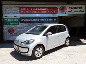 Volkswagen Up! Move 5p Mt 2014 Rpm Moviles