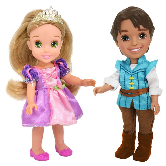 Mini Bonecas - Disney My First Princess - Casais Encantados