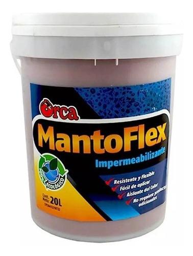 Pintura Impermeabilizante Mantoflex